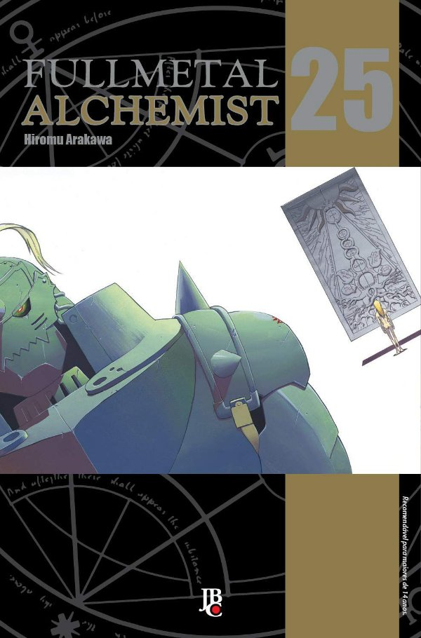 Fullmetal Alchemist - Edião 25