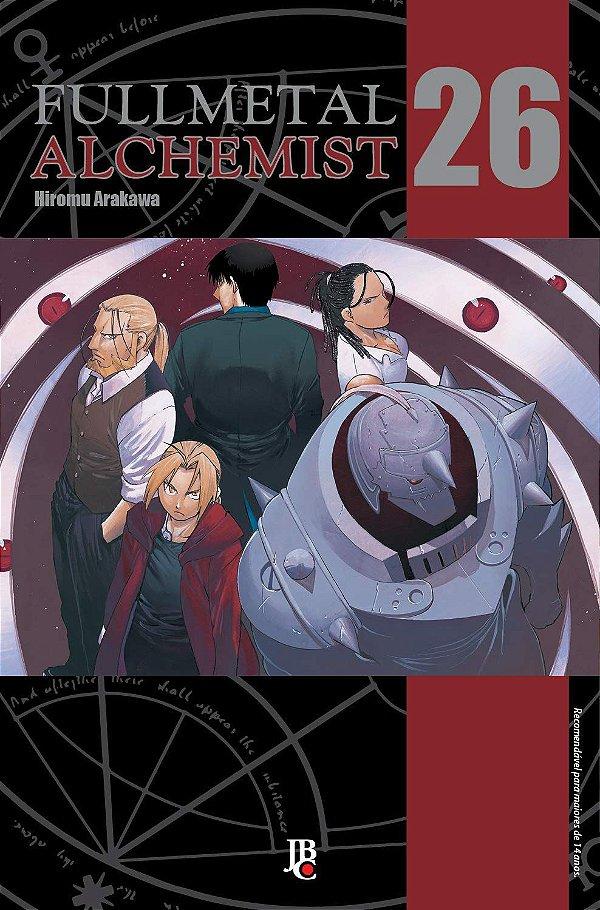 Fullmetal Alchemist - Edição 26