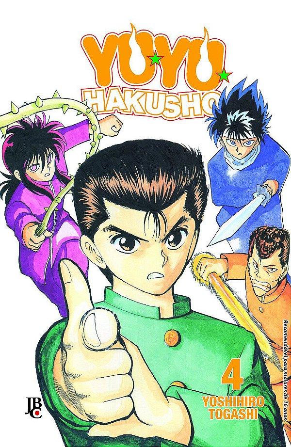 Yu Yu Hakusho - Voume 4