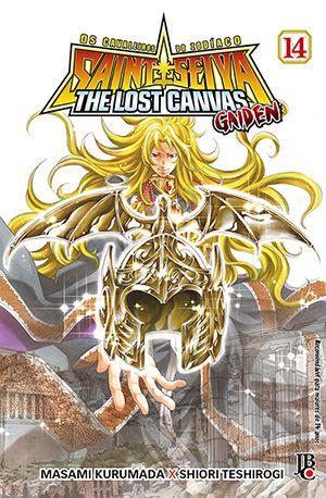 Os Cavaleiros do Zodíaco: The Lost Canvas Gaiden - Volume 14