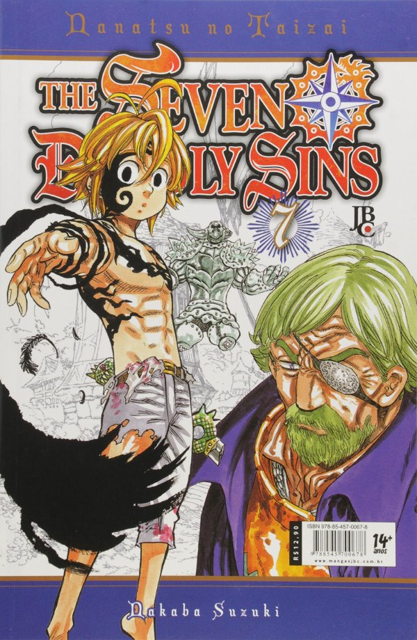 The Seven Deadly Sins - Volume 7