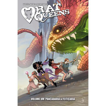 Rat Queens: Pancadaria e Feitiçaria - Volume 1