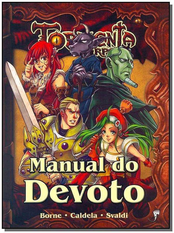 Tormenta RPG - Manual do Devoto