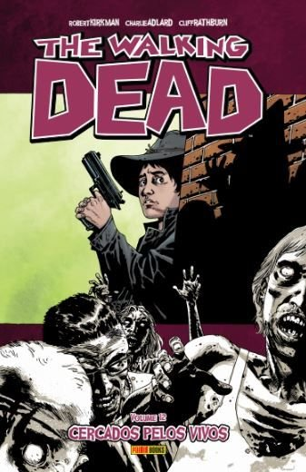 The Walking Dead: Cercados pelos vivos - Volume 12