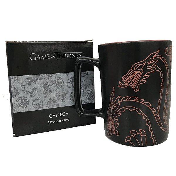 Caneca Targaryen