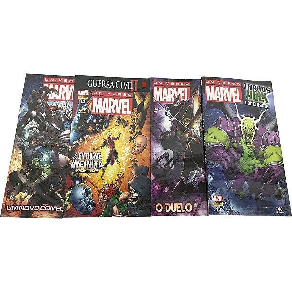 Box Universo Marvel