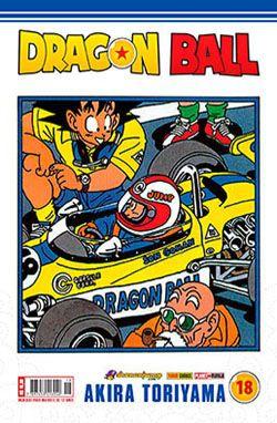 Dragon Ball  - Edição 18
