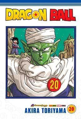Dragon Ball  - Edição 20