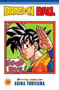 Dragon Ball  - Edição 35