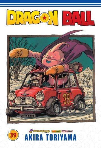 Dragon Ball  - Edição 39