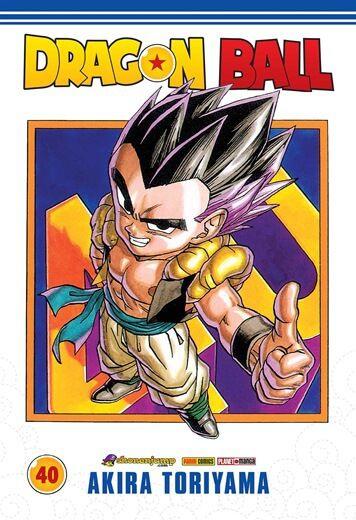 Dragon Ball  - Edição 40
