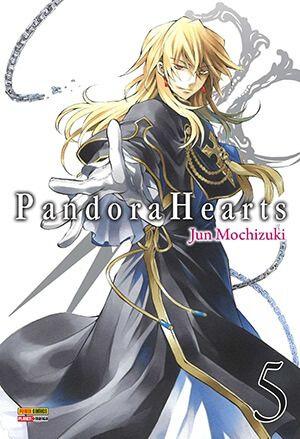 Pandora Hearts  - Edição 5