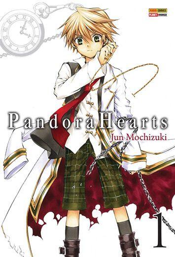 Pandora Hearts  - Edição 1