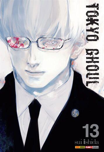 Tokyo Ghoul - Edição 13