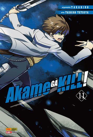 Akame ga KILL! - Edição 11