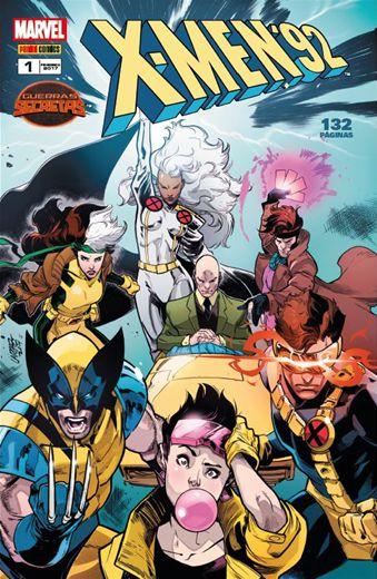 X-Men '92 - Edição 1