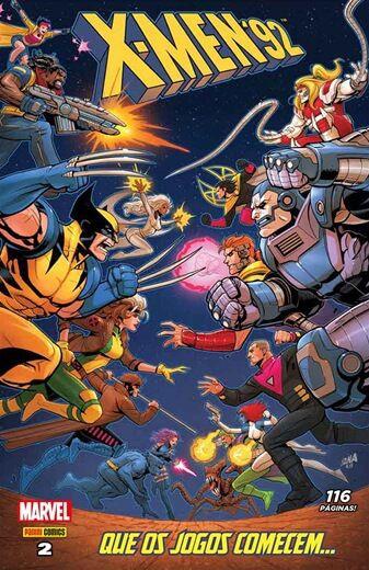 X-Men '92 - Edição 2
