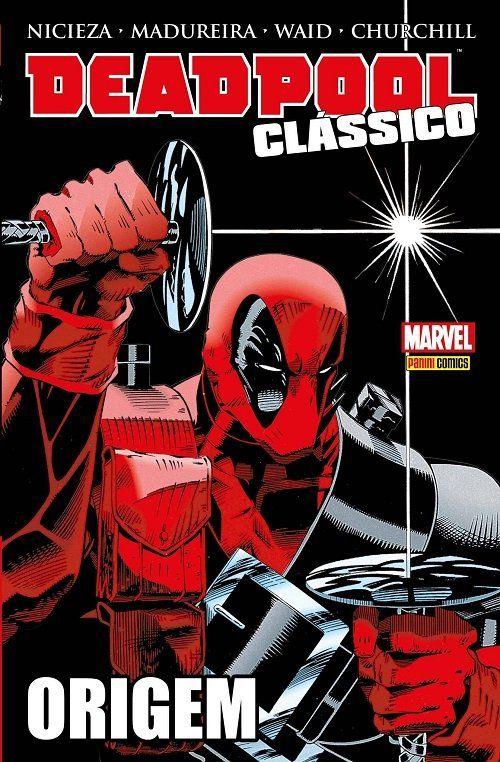 Deadpool Clássico - Origem