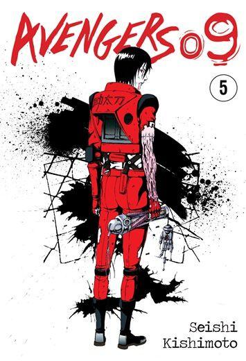 Avengers 09 - Edição 5