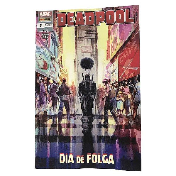 DeadPool: Dia de Folga - Edição 3