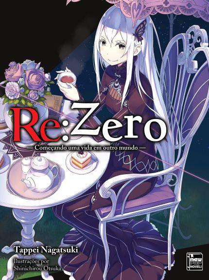Re:Zero : Começando Uma Vida Em Outro Mundo - Volume 10