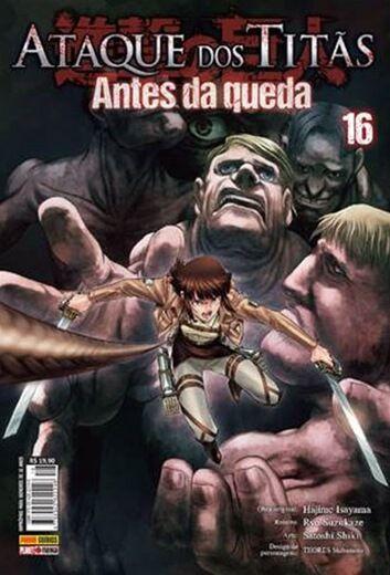 Ataque dos Titãs: Antes da Queda - Edição 16