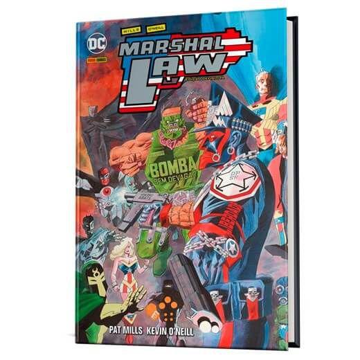 Marshal Law - Edição Definitiva
