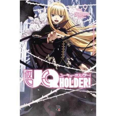 UQ Holder! -  Edição 09
