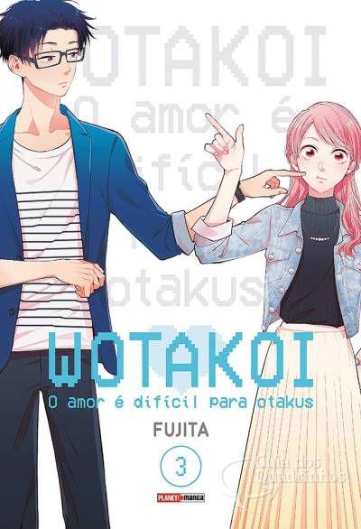 Wotakoi - Edição 3