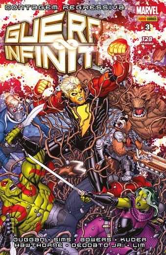 Guerras Infinitas - Volume 3