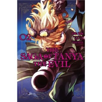Tanya the Evil: Crônicas de Guerra - Volume  2