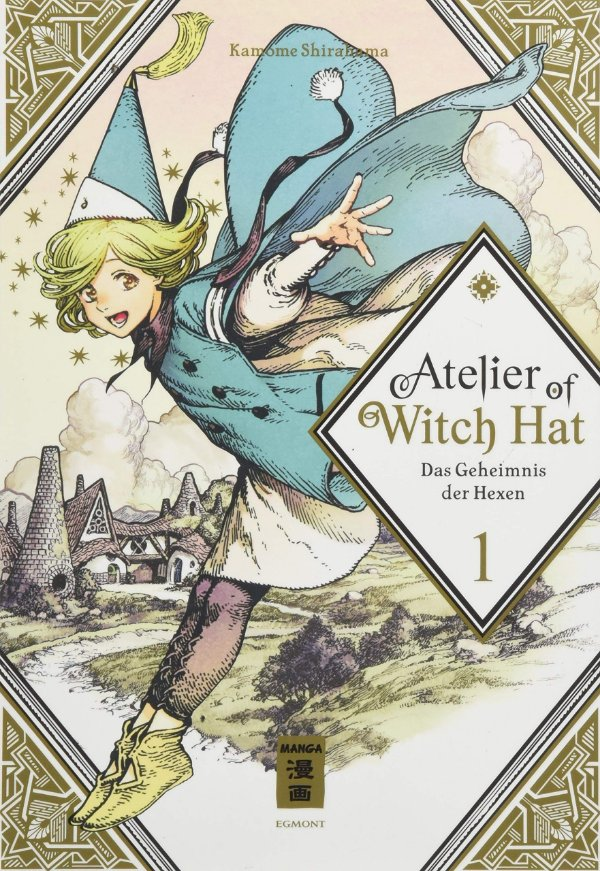 Atelier of Witch Hat - Volume 1