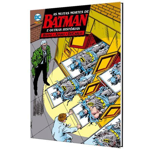 As Muitas Mortes de Batman e Outras Histórias