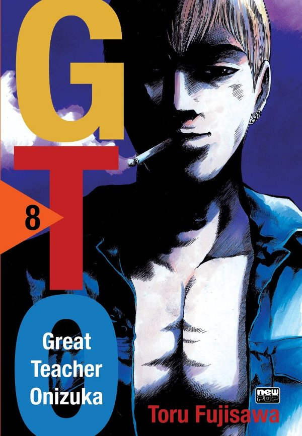 GTO - Great Theacher Onizuka - Volume 08