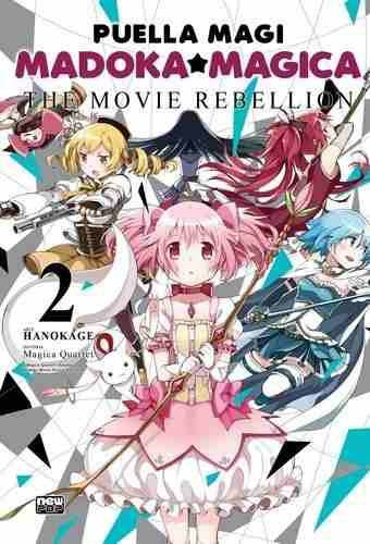 Madoka Magica: The Movie Rebellion - Volume 02