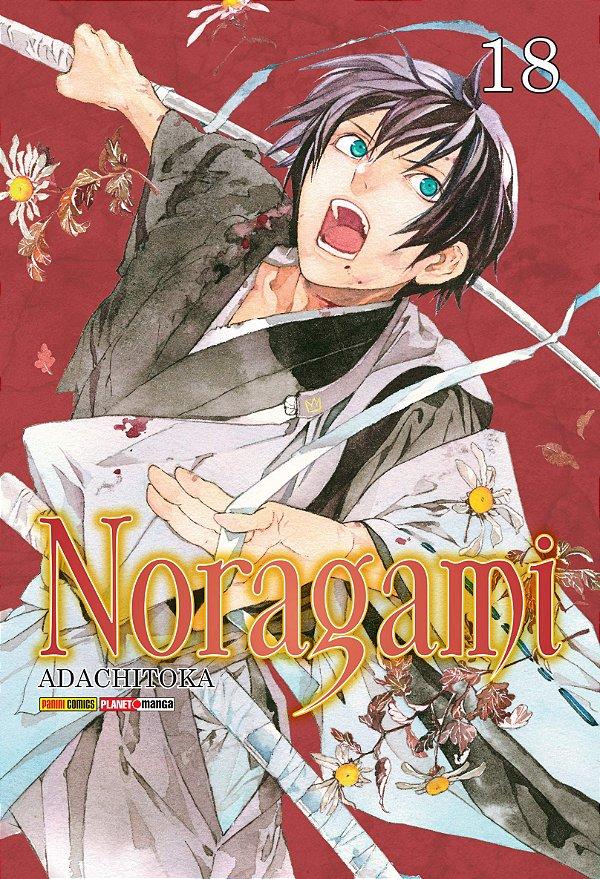 Noragami - Edição 18