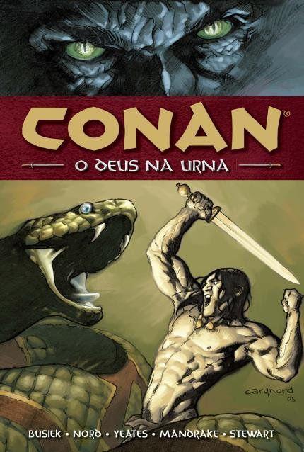 Conan - O Deus na Urna - Vol. 2