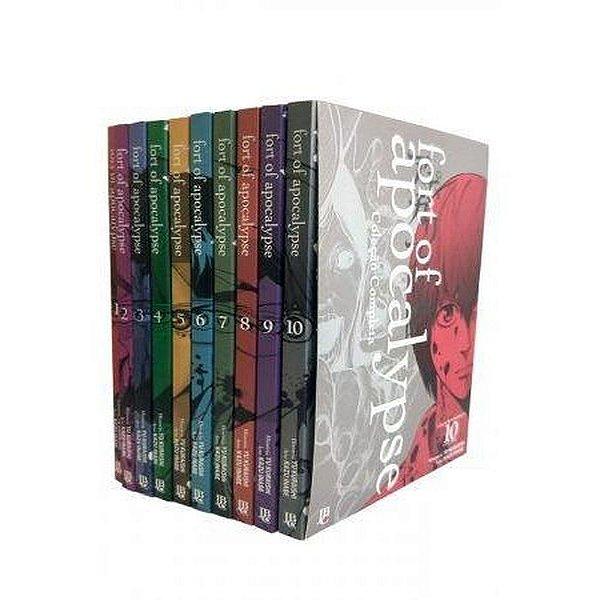 Box Fort of Apocalypse - Volume 01 a 10