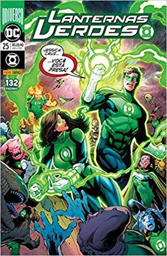Lanterna Verde - Volume 25