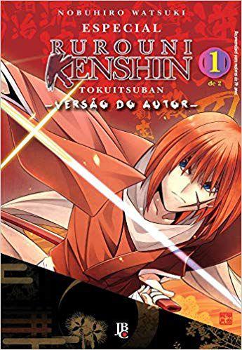 Rurouni Kenshin - Especial - Versão do autor - Volume 1