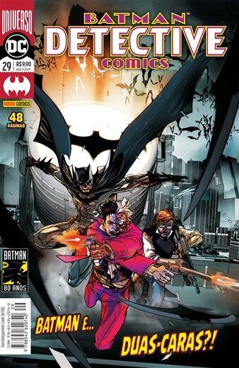 Batman: Detective Comics - Edição 29