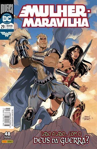 Mulher-Maravilha: Deus da Guerra -  Volume 29