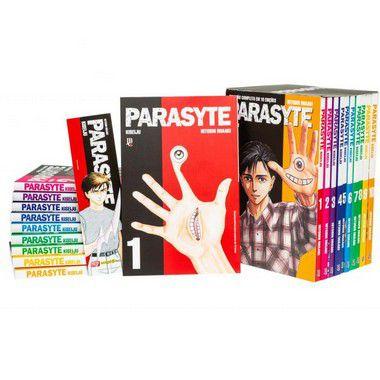Box Parasyte - Volume do 6 a 9 .