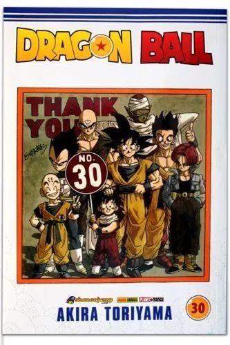 Dragon Ball  - Edição 30