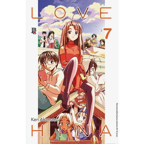 Love Hina -- Volume  07