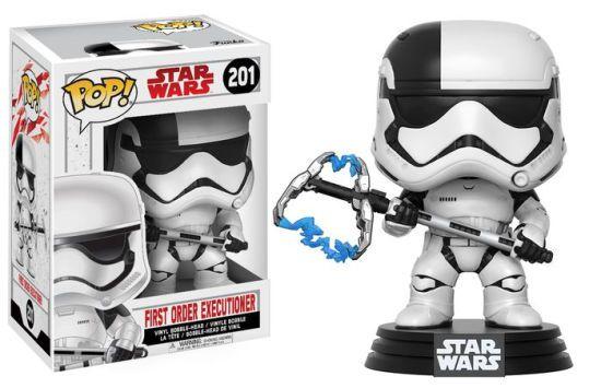Pop First Order Executioner: Star Wars