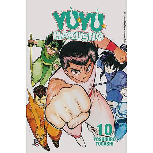 Yu Yu Hakusho - Volume 10