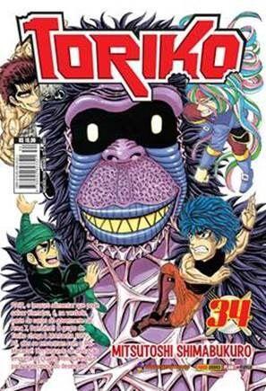 Toriko - Edição 34