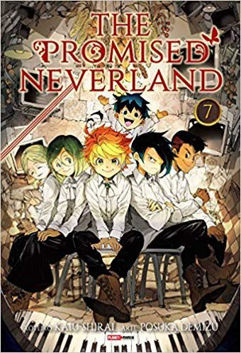 The Promised Neverland - Edição 7