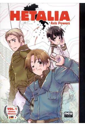 Hetalia Axis Powers - Volume 1
